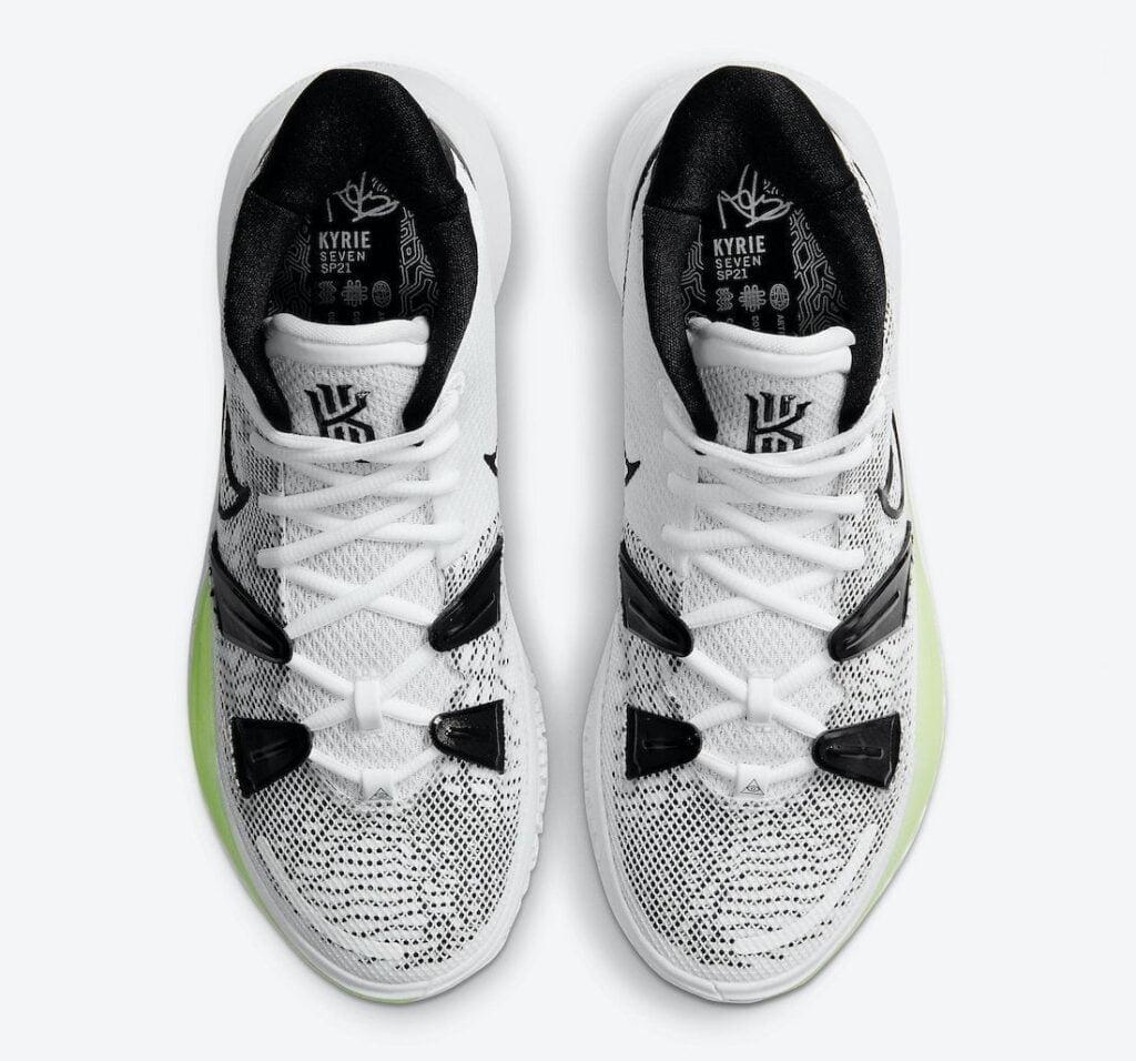 Nike Kyrie 7 Hip Hop CQ9327 100 3 Nike Kyrie 7