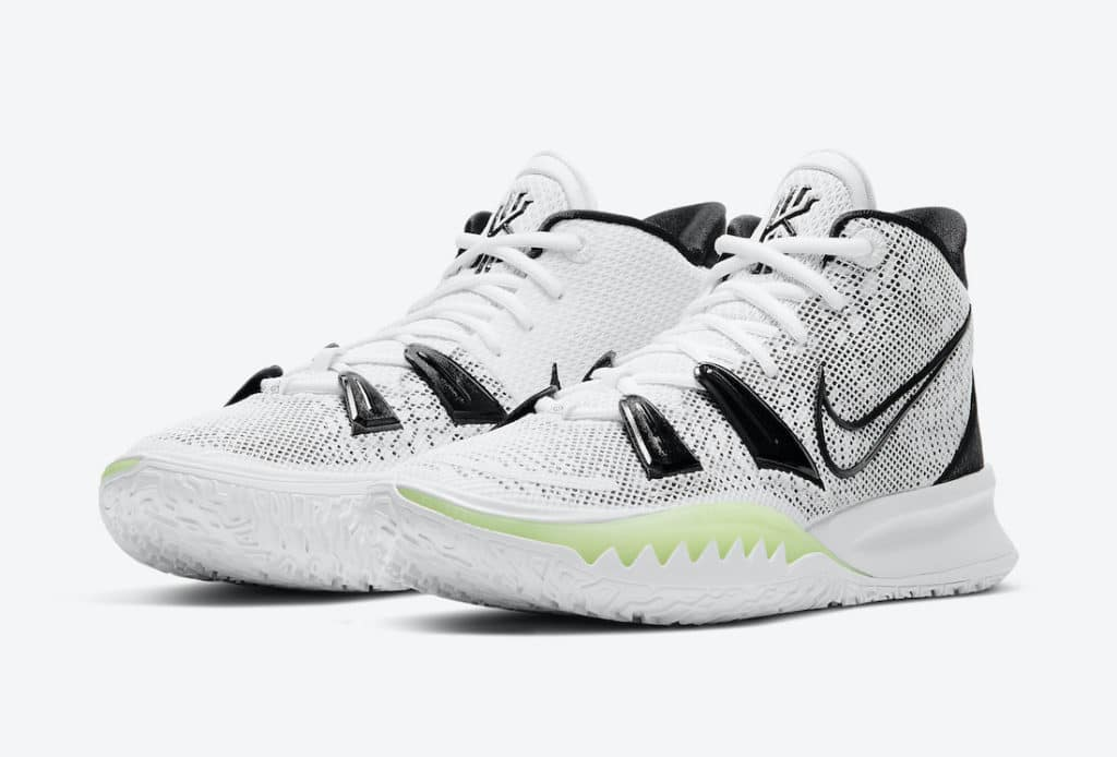 Nike Kyrie 7 Hip Hop CQ9327 100 4 Nike Kyrie 7