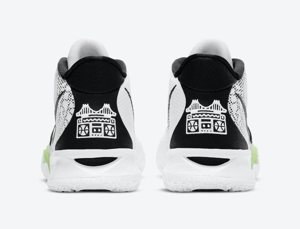 Nike Kyrie 7 Hip Hop CQ9327 100 5 Nike Kyrie 7