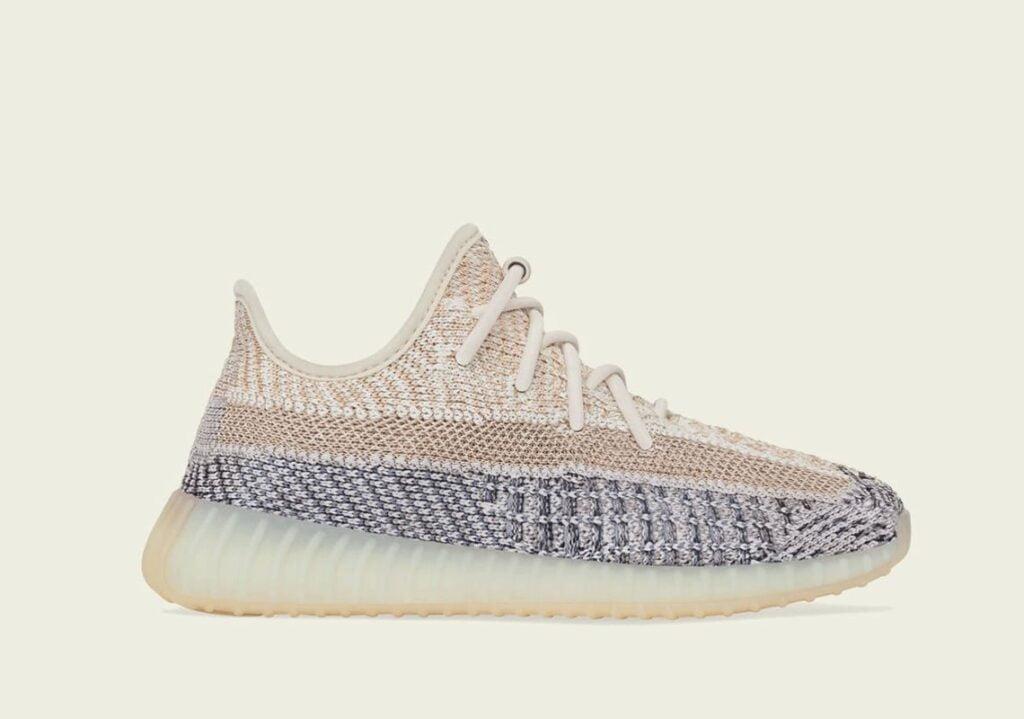 "adidas yeezy boost 350 v2 ash pearl GY7658 2 adidas Yeezy Boost 350 v2 ""Ash Pearl"" - szombaton"