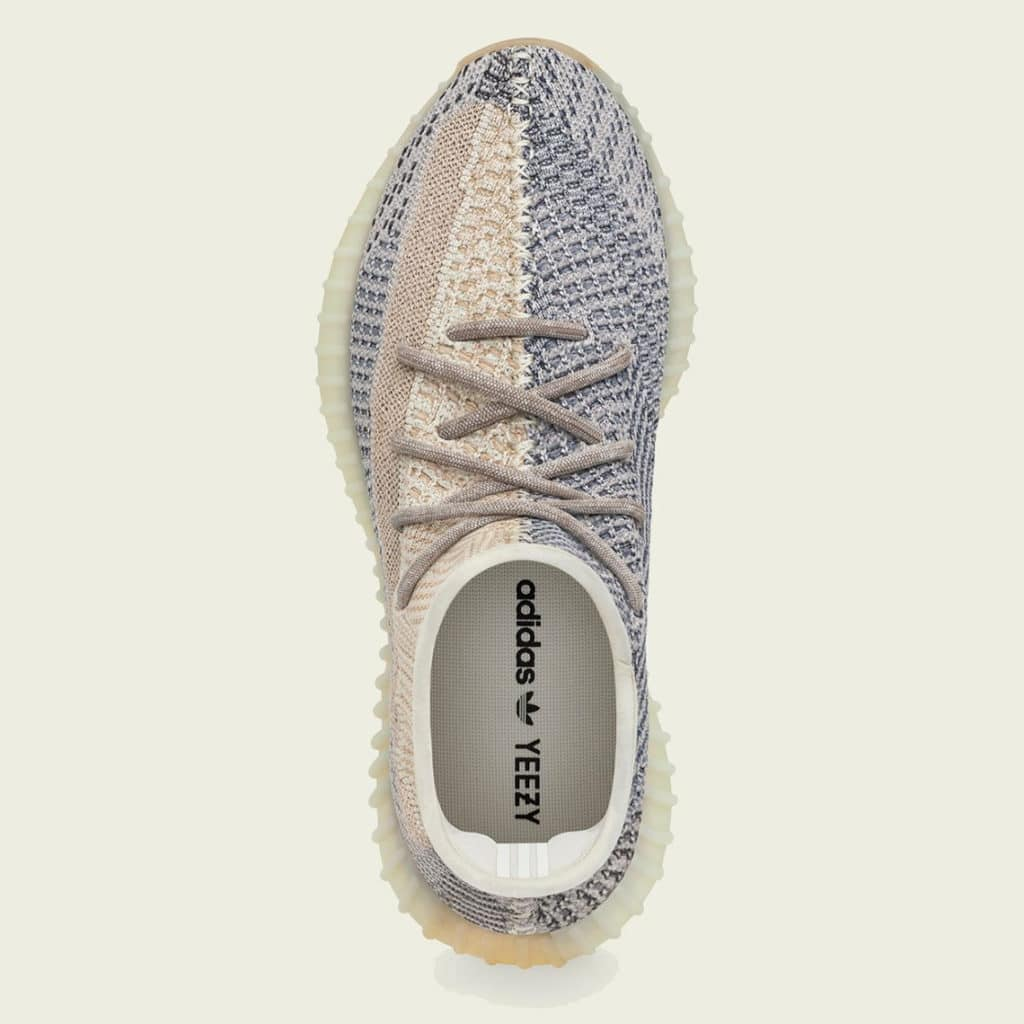 "adidas yeezy boost 350 v2 ash pearl GY7658 4 adidas Yeezy Boost 350 v2 ""Ash Pearl"" - szombaton"