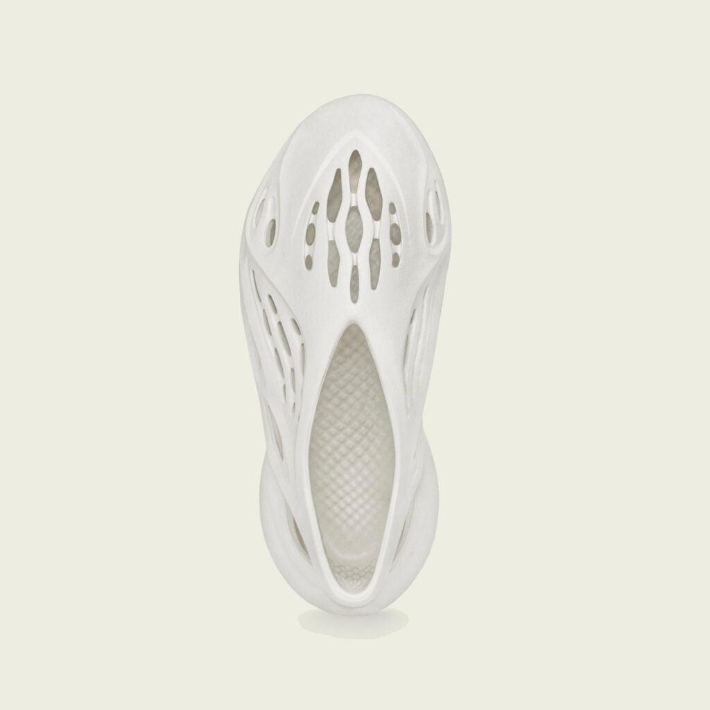 adidas Yeezy Foam Runner Sand felülnézet