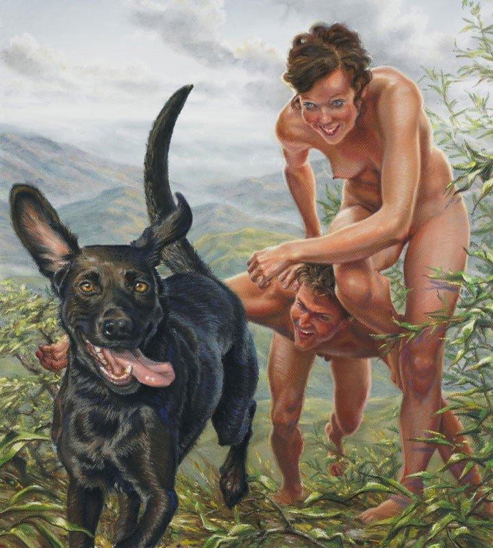my black dog 1 1 KULTLIGHT: Susannah Martin