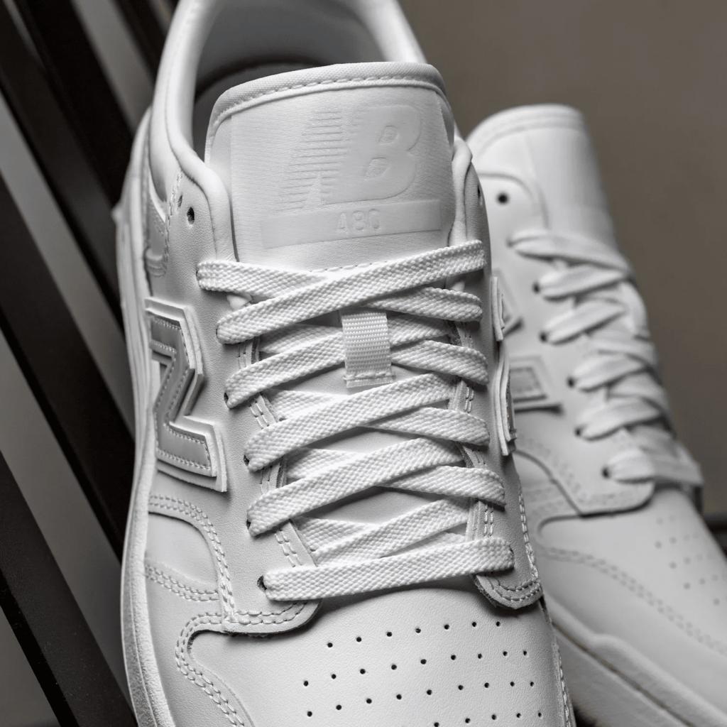 New Balance BB480 cipőfűző