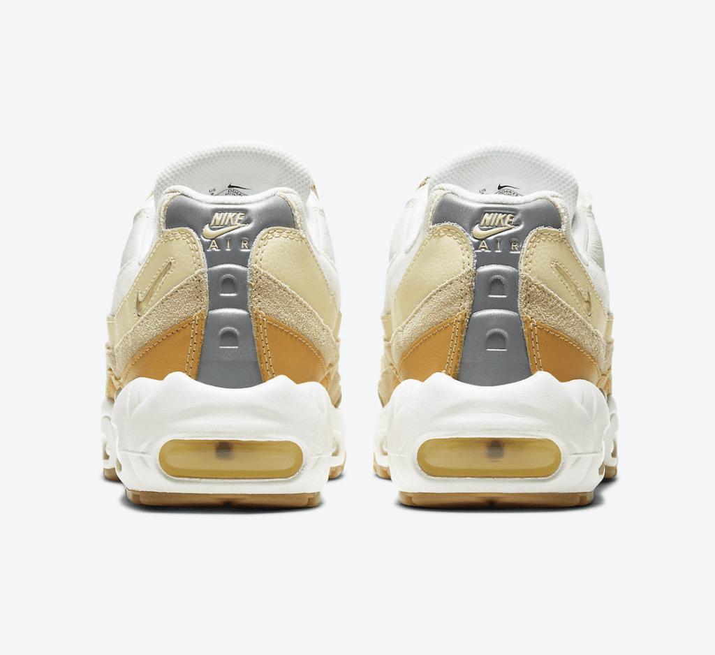 nike air max 95 coconut milk dd6622 100 d 1 ʽKókusztej' - az új, női Nike Air Max 95