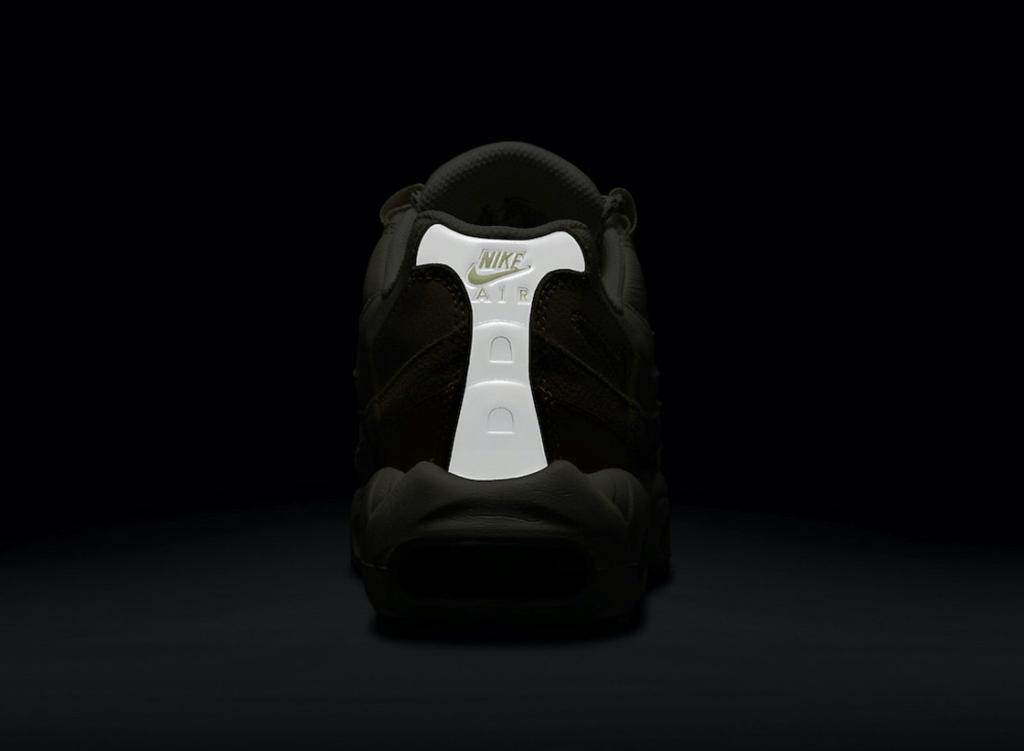 nike air max 95 coconut milk dd6622 100 g ʽKókusztej' - az új, női Nike Air Max 95