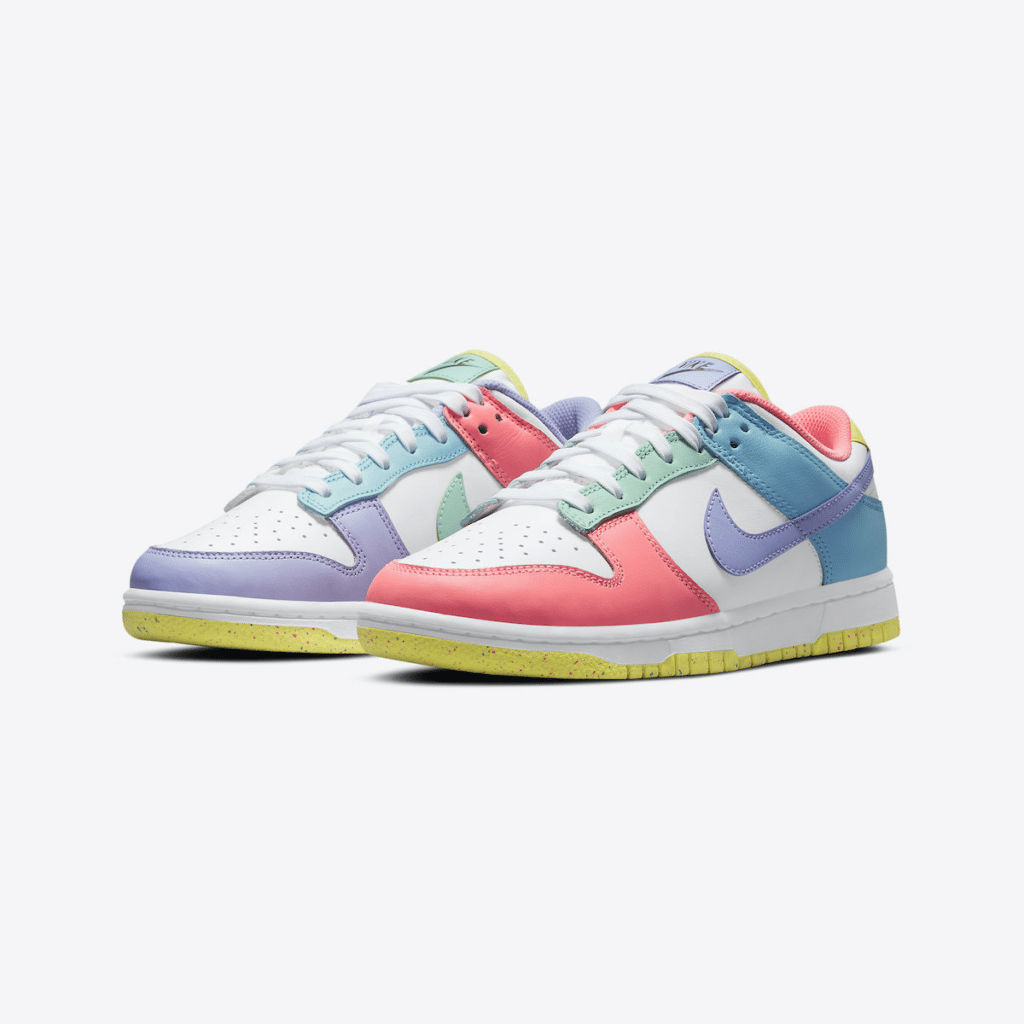 "niked dunk low easter 01 Nike Dunk Low ""Húsvét"""