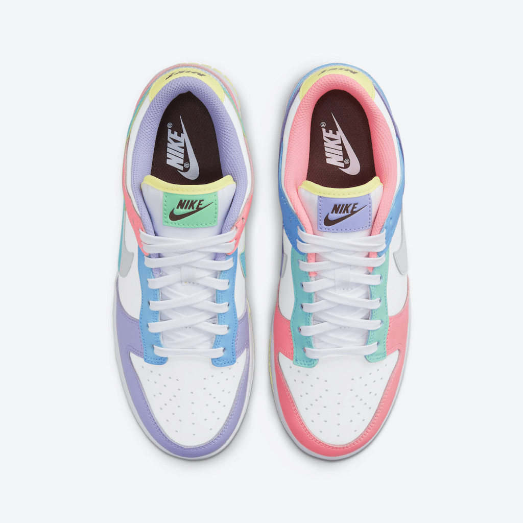 "niked dunk low easter 03 Nike Dunk Low ""Húsvét"""