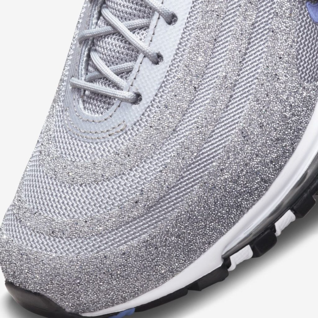 "womens air max 97 x swarovski polar blue DH2504 007 Swarovski x Nike Women's Air Max 97 ""Polar Blue"""