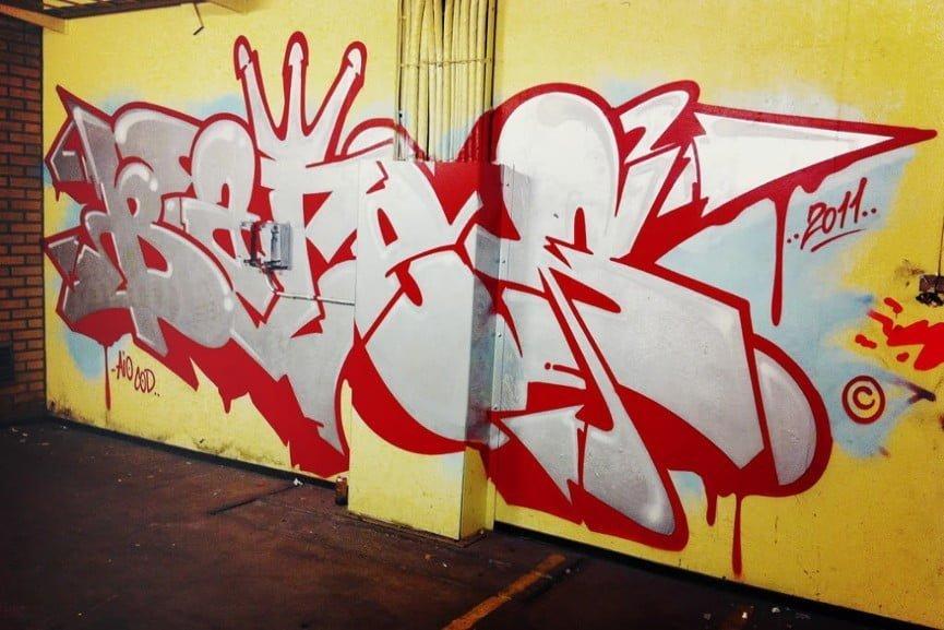 A Bates Tag From 2011 Bates 50