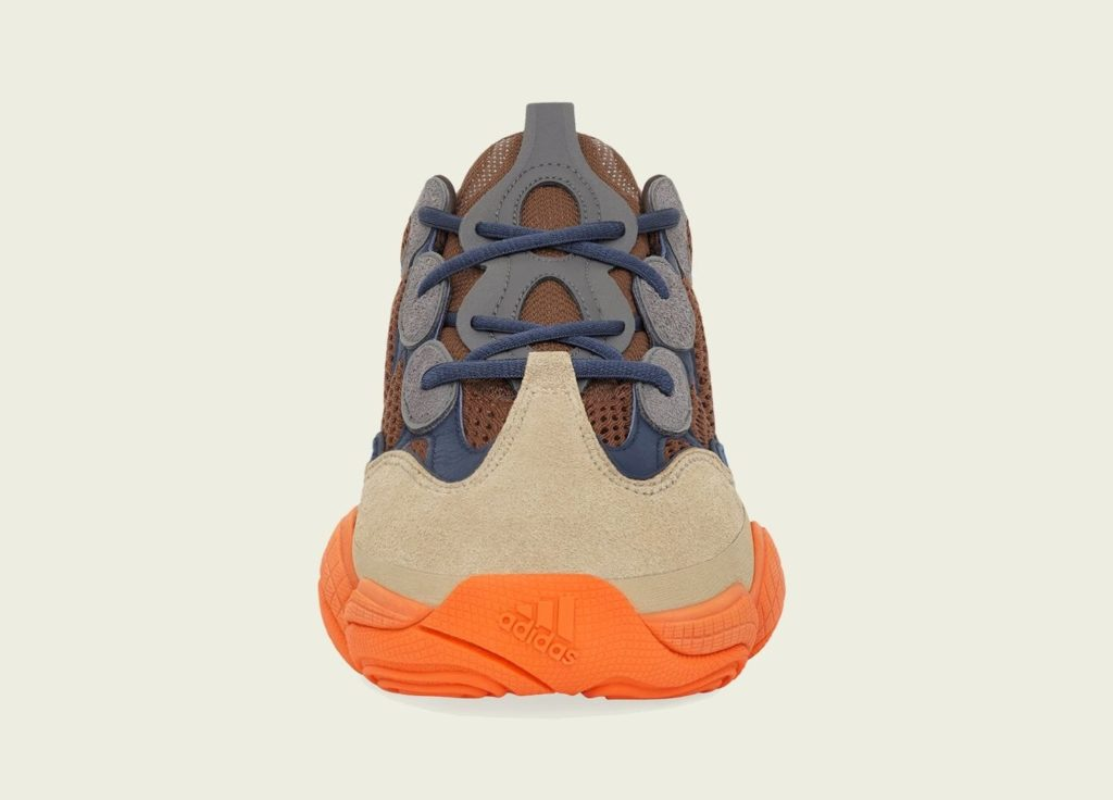 adidas YEEZY 500 Enflame frontview