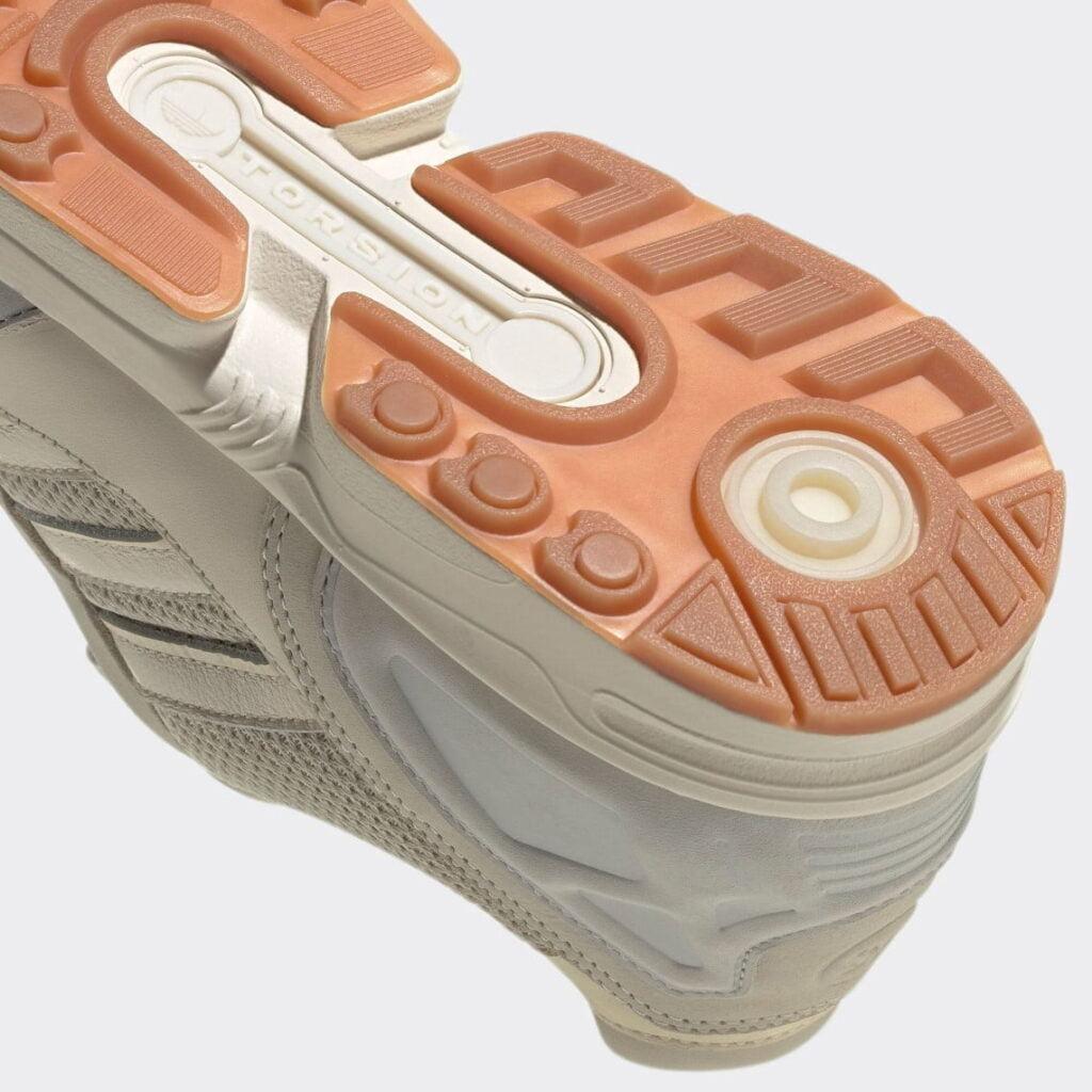 "Highsnobiety adidas ZX 8000 Qualitat GY0121 7 Highsnobiety x adidas: ZX 8000 ""Qualität"""