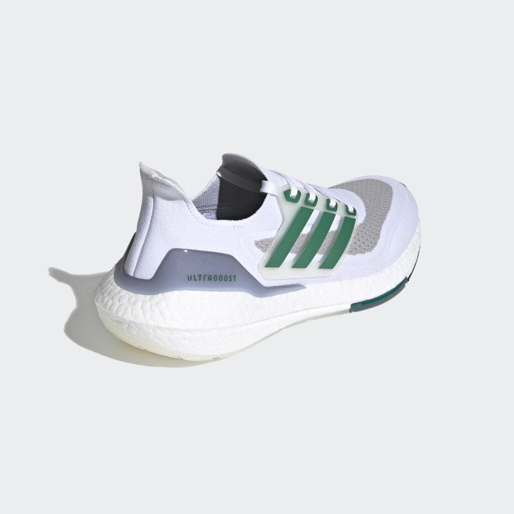 "Ultraboost 21 Shoes White FZ2326 05 standard adidas ULTRABOOST 21 ""EQT"""