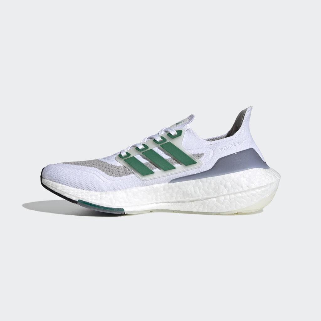 "Ultraboost 21 Shoes White FZ2326 06 standard adidas ULTRABOOST 21 ""EQT"""