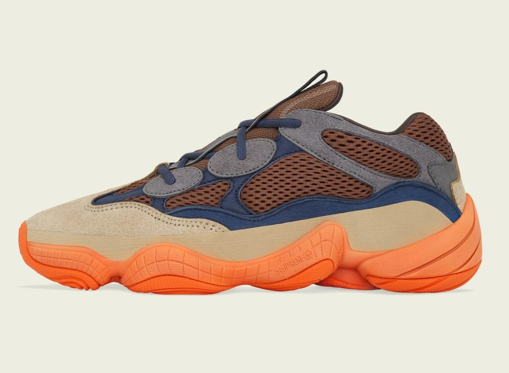 adidas YEEZY 500 Enflame sideview