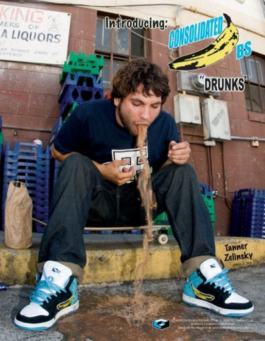 Tanner Zelinsky BS Drunk