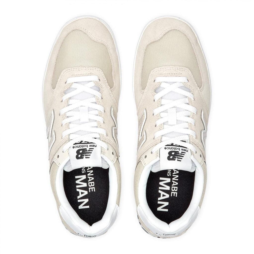 junya watanabe commes des garcons new balance am574 bezs 003 Junya Watanabe COMME des GARÇONS MAN x New Balance AM574