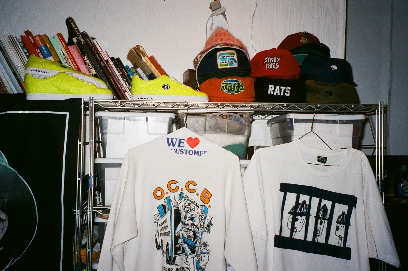 stray rats 02 Real Streetwear: Stray Rats 101