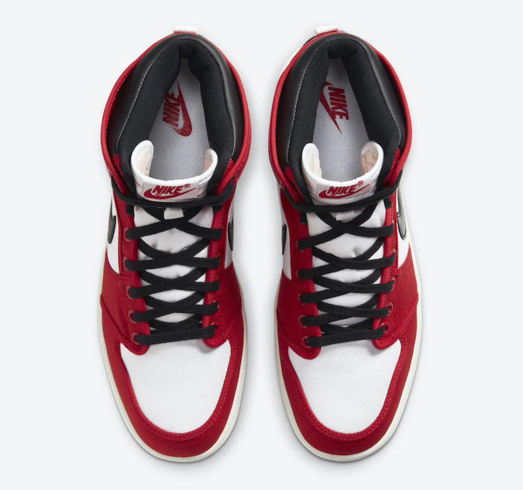 "Air Jordan 1 KO Chicago DA9089 100 megjelenes 3 Air Jordan 1 KO ""Chicago"""