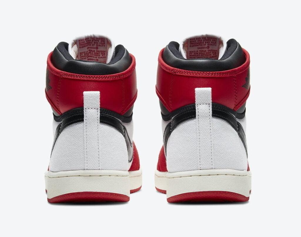 "Air Jordan 1 KO Chicago DA9089 100 megjelenes 4 Air Jordan 1 KO ""Chicago"""
