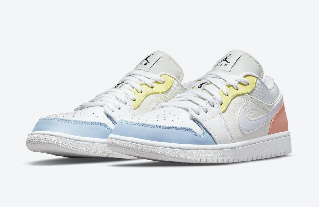 """Air Jordan 1 Low To My First Coach DJ6909 100 1 Air Jordan: """"Az első edzőmnek"""" kollekció"""