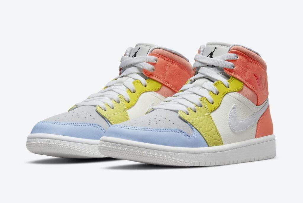 """Air Jordan 1 Mid To My First Coach DJ6908 100 1 Air Jordan: """"Az első edzőmnek"""" kollekció"""