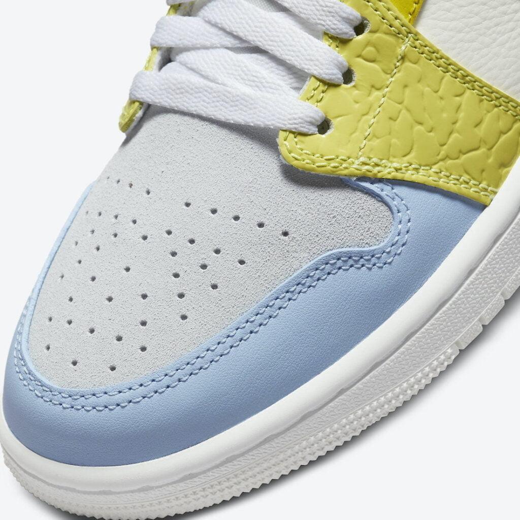 """Air Jordan 1 Mid To My First Coach DJ6908 100 8 Air Jordan: """"Az első edzőmnek"""" kollekció"""