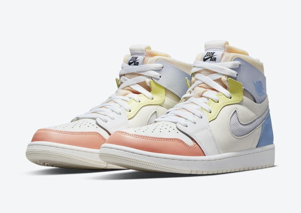 """Air Jordan 1 Zoom CMFT To My First Coach DJ6910 100 1 Air Jordan: """"Az első edzőmnek"""" kollekció"""