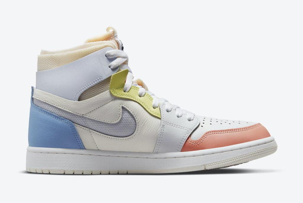 """Air Jordan 1 Zoom CMFT To My First Coach DJ6910 100 3 Air Jordan: """"Az első edzőmnek"""" kollekció"""