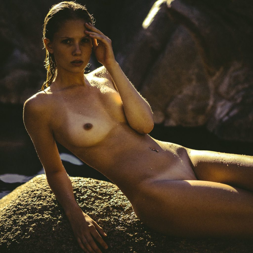 Berit Birkeland River Liana Yasmina Jones Nude 7 Monday Muse