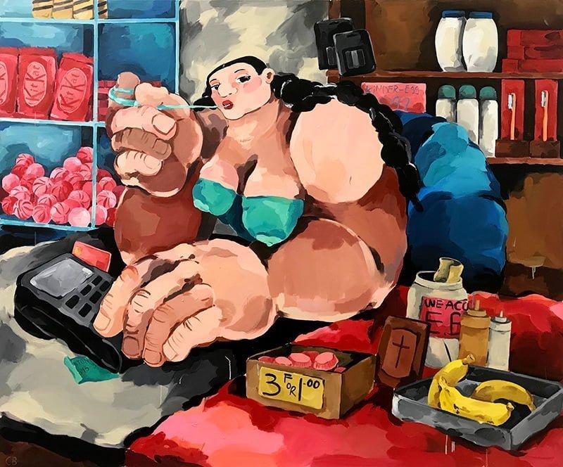 Cristina BanBan Soft Care crop 800 KULTLIGHT: Cristina BanBan
