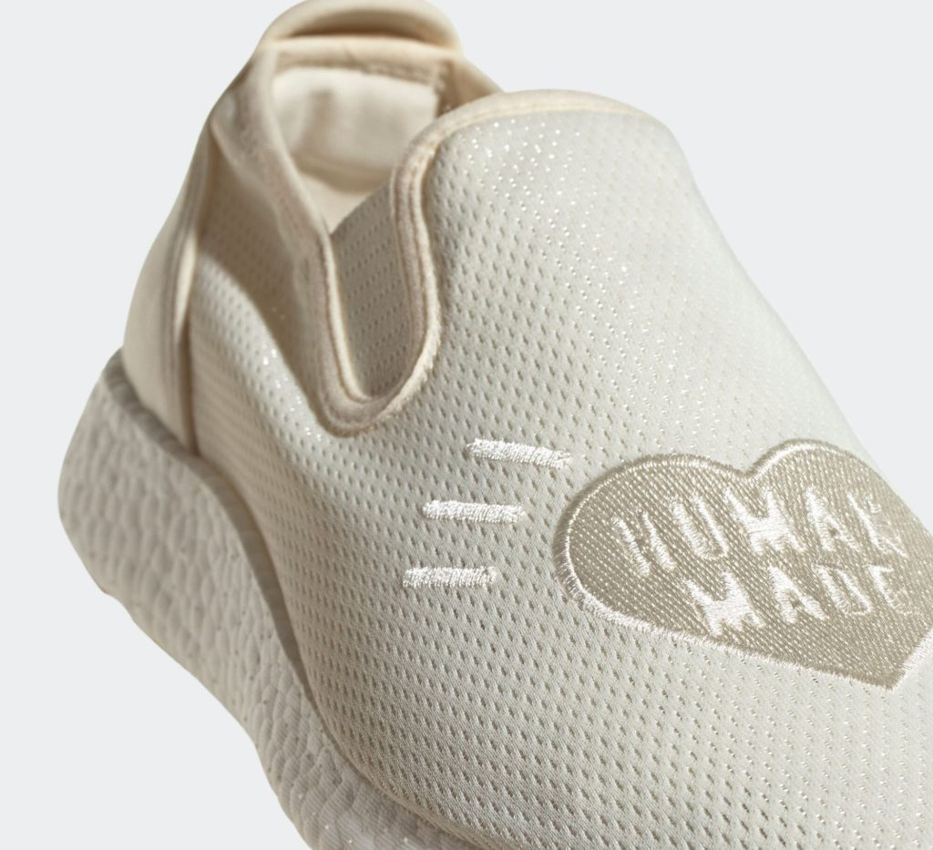 HUMAN MADE x ADIDAS ORIGINALS PURE SLIP ON GX5203 4 Human Made x adidas Originals Slip-On PureBoost