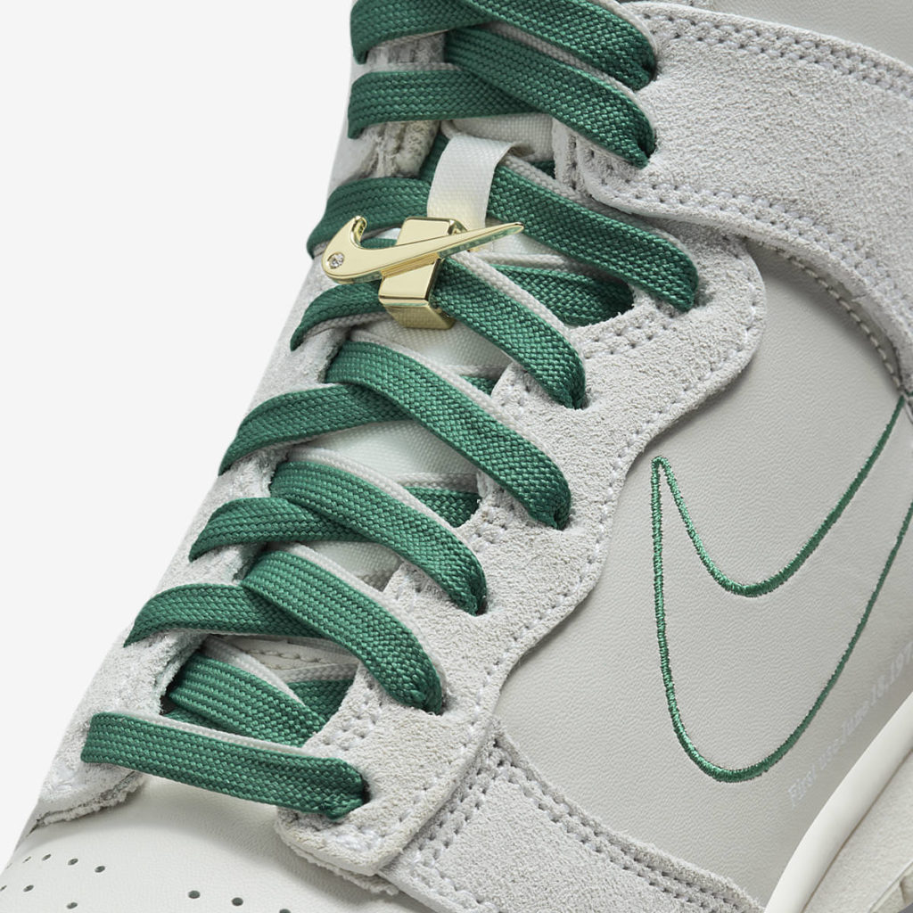 """NIKE DUNK HIGH First use June 18.1971 DD0733 001 Nike Dunk High """"First Use"""""""