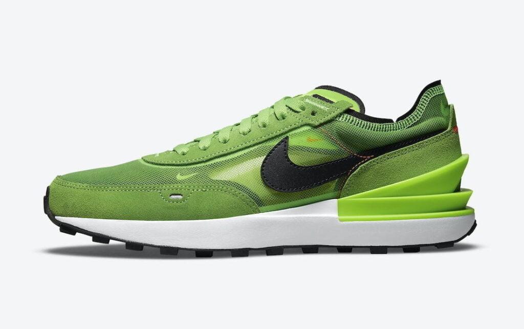 Nike Waffle One Electric Green DA7995 300 Nike Waffle One