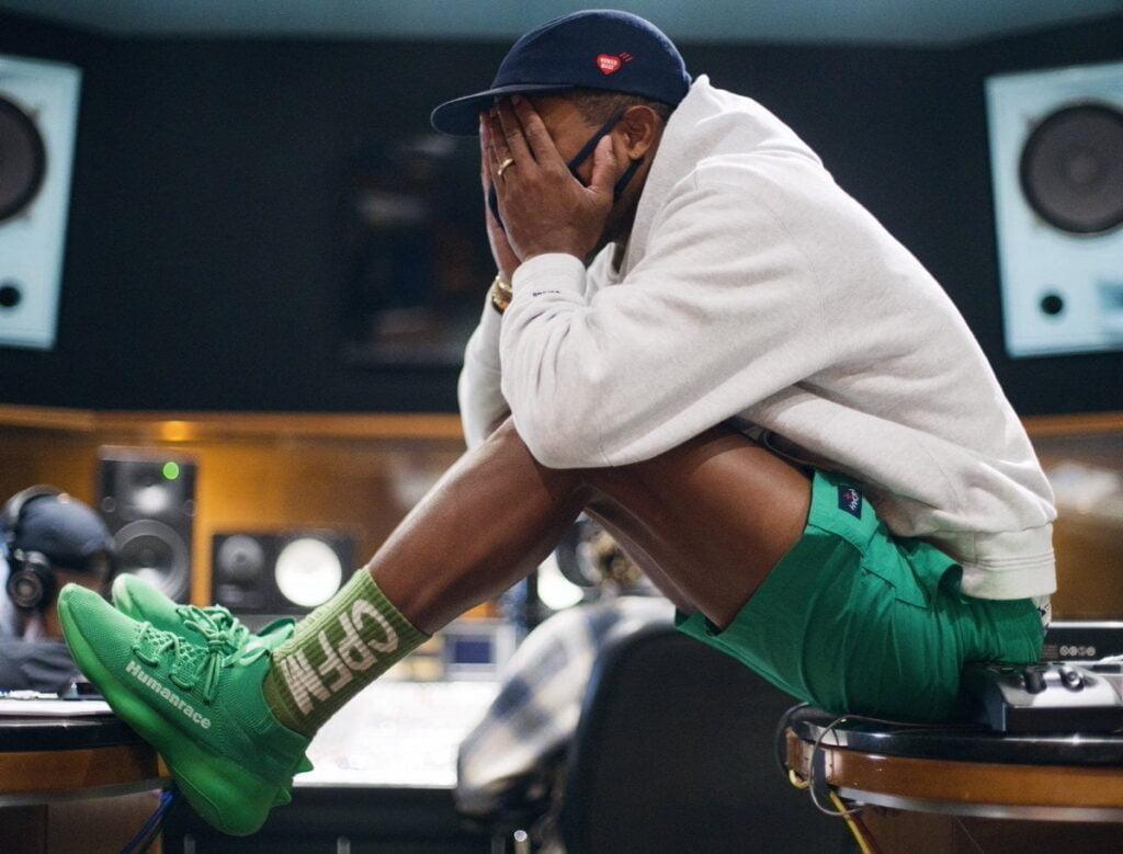 Pharrell adidas Humanrace 2 Itt az új adidas Pharrell Hu