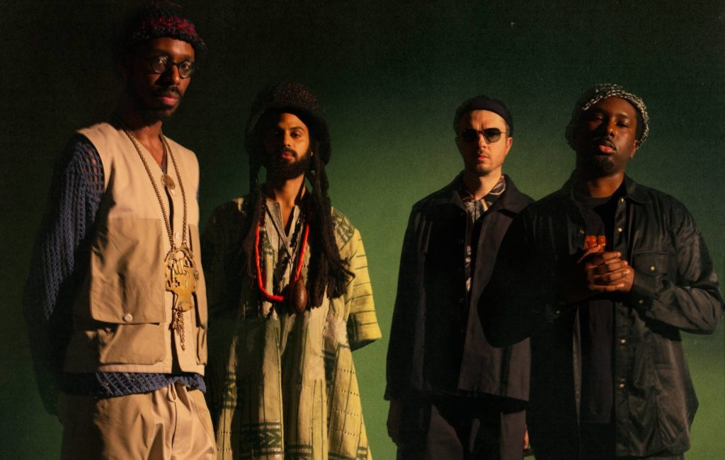 Sons of Kemet Udoma Janssen SONS OF KEMET – Black To The Future