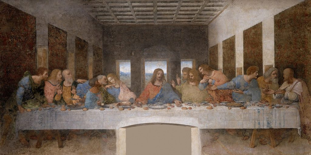 The Last Supper Leonardo Da Vinci High Resolution 32x16 Jövő héten nyílik a milánói Supreme