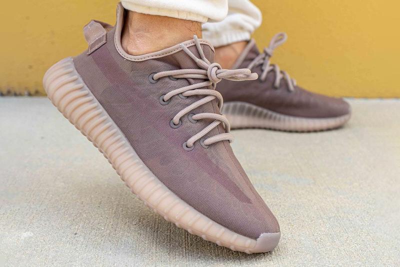 "https hypebeast.com image 2021 03 adidas yeezy boost 350 v2 mono mist release info 1 adidas YEEZY 350V2 ""Mono Pack"""