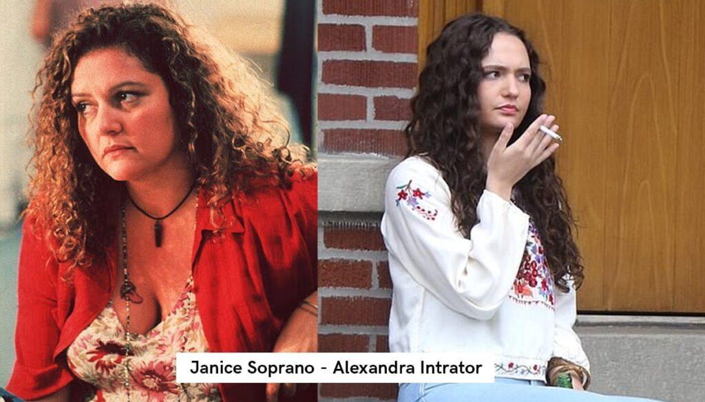 janice1 Itt a Maffiózók-előzményfilm trailere, októberben jön a The Many Saints of Newark
