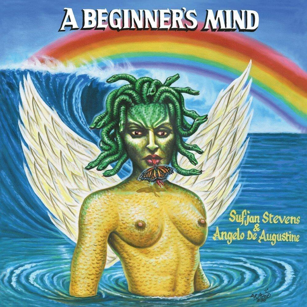 "A BEGINNERS MIND mashTV: Sufjan Stevens & Angelo De Augustine ""Reach Out"""