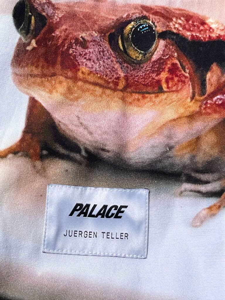 PALACE X JUERGEN TELLER 08 Juergen Teller és a Palace Skateboards