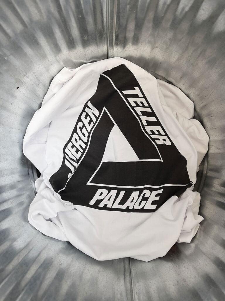 PALACE X JUERGEN TELLER 12 Juergen Teller és a Palace Skateboards