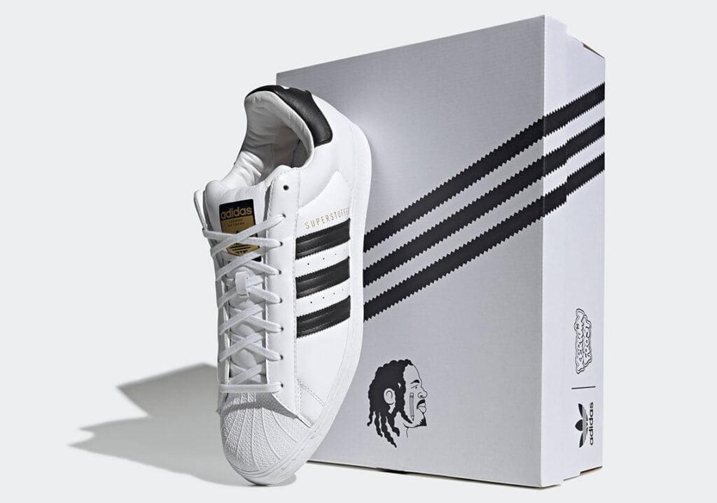 kerwin frost adidas superstar superstuffed gy5167 04 Kerwin Frost és a kipárnázott adidas Superstar