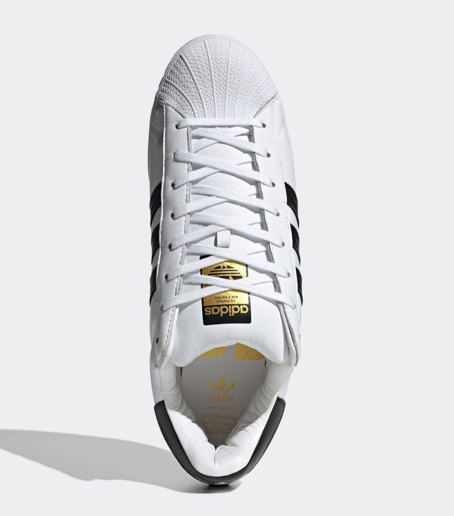 kerwin frost adidas superstar superstuffed gy5167 top Kerwin Frost és a kipárnázott adidas Superstar
