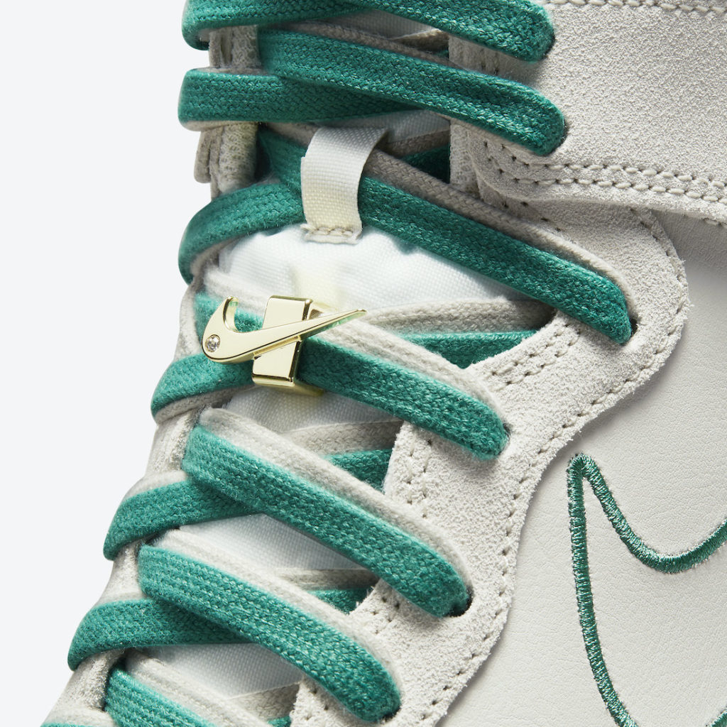 """nike dunk high first use green noise DH0960 001 6 Nike Dunk High """"First Use"""""""
