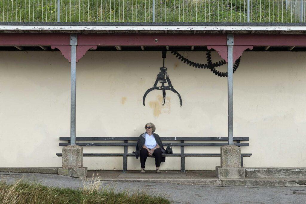 04 spraycation claw Banksy: A Great British Spraycation